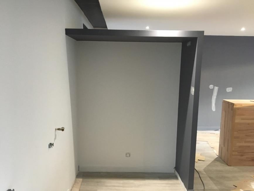 Rénovation d'un appartement - 3