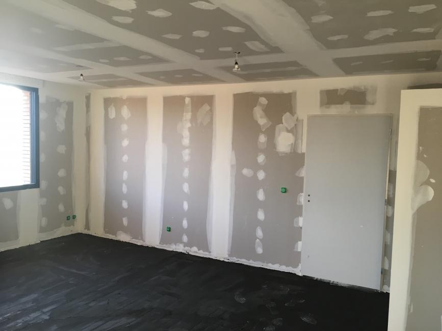 Rénovation d'un appartement - 1