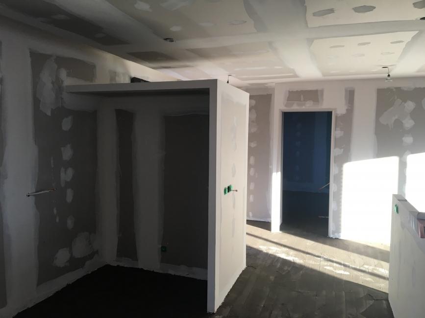 Rénovation d'un appartement - 2